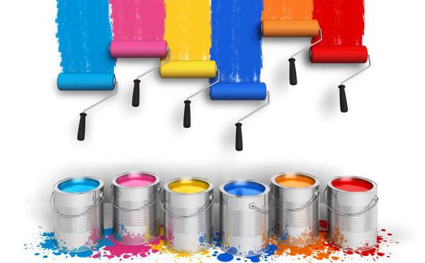 צבע מגוון