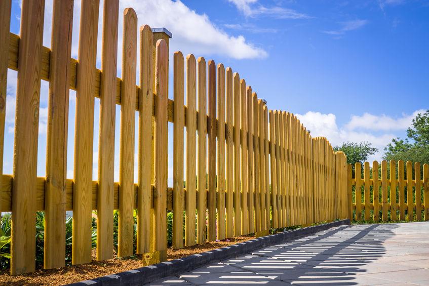 גדרות עץ 3